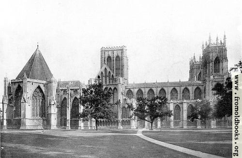 [Picture: The Minster, North Side]