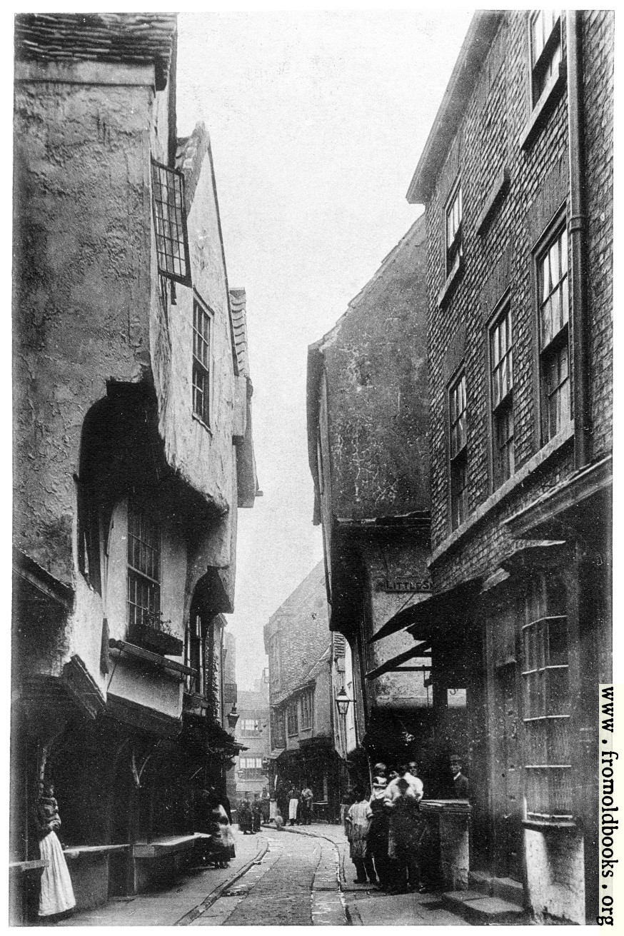 [Picture: The Shambles]