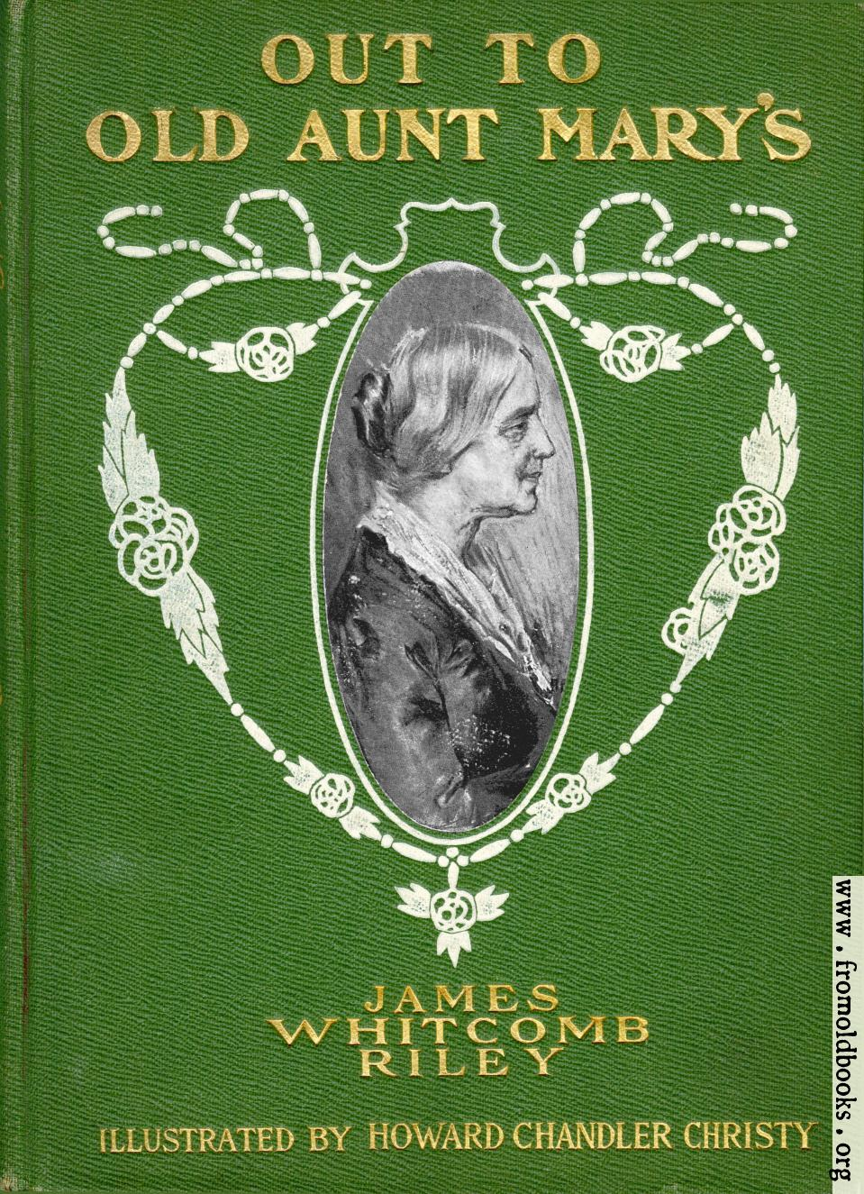 [Picture: Front cover, Out to Old Aunt Mary's]