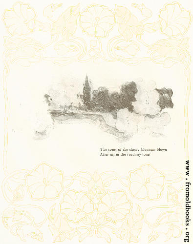 [Picture: Page 5.  The scent of the cherry-blossoms]
