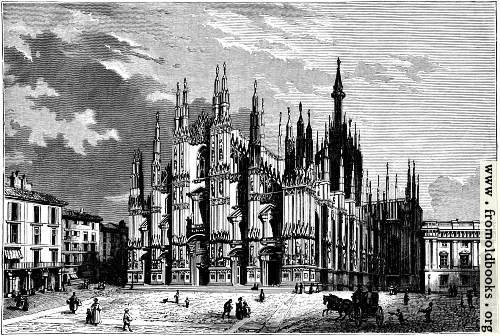 [Picture: Milan Cathedral]