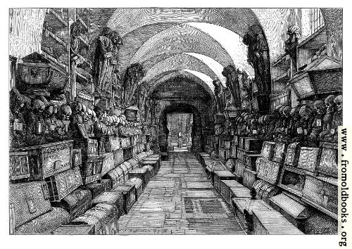 [Picture: The Catacombs at Palermo]
