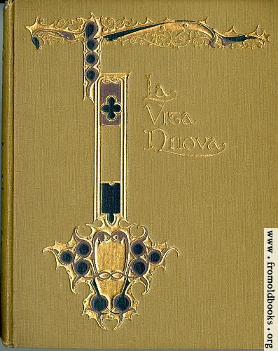 [Picture: Front Cover from La Vita Nuova]