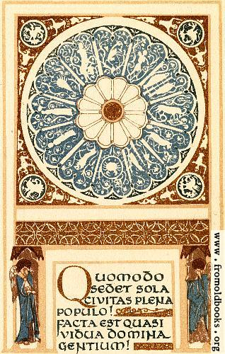 [Picture: 116. Zodiac Wheel]