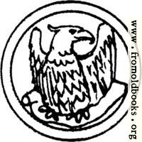 [Picture: Symbol of St. John the Evangelist]