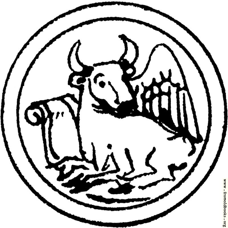 Symbol Of St Luke The Evangelist