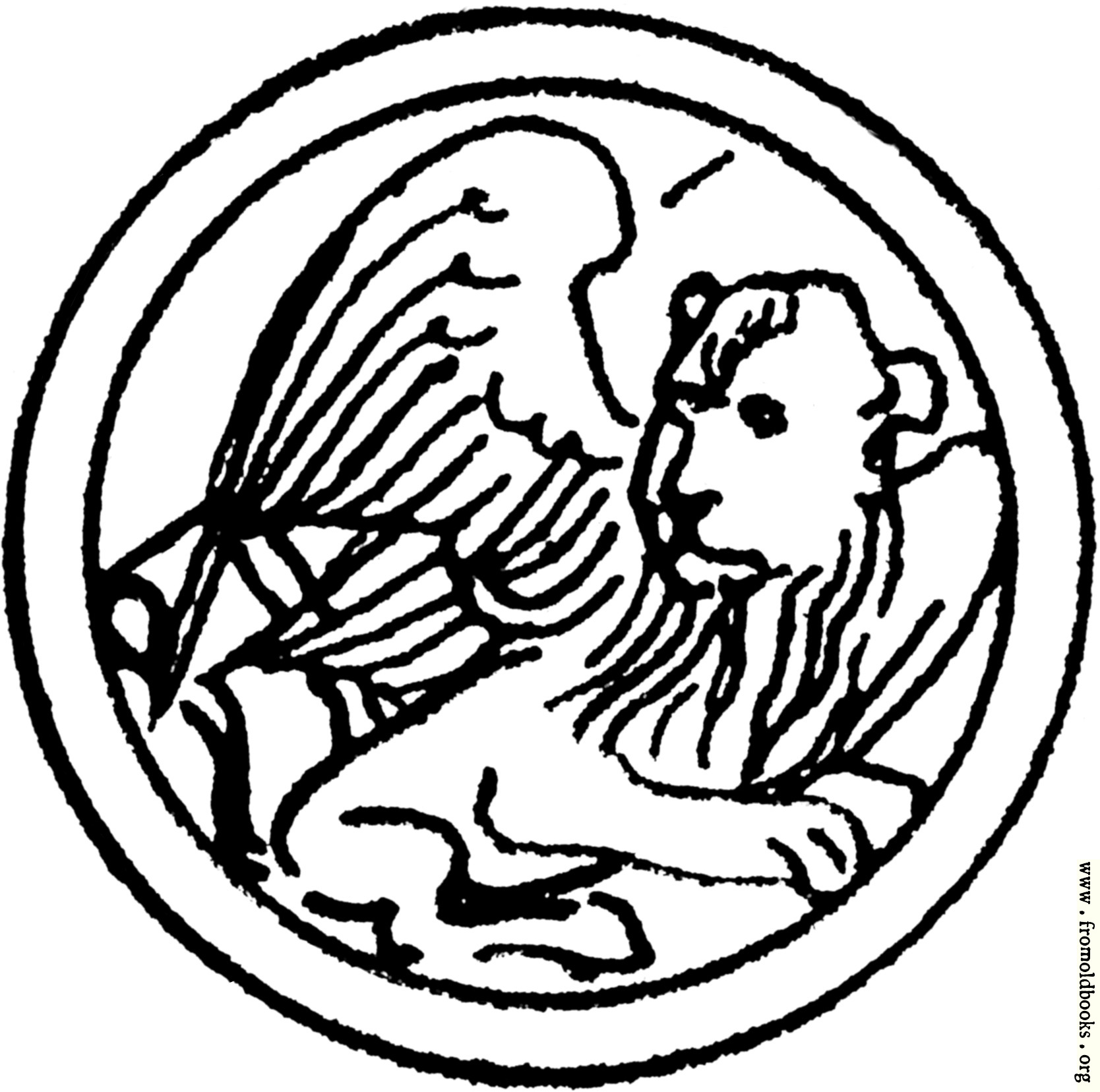 Symbol Of St Mark The Evangelist