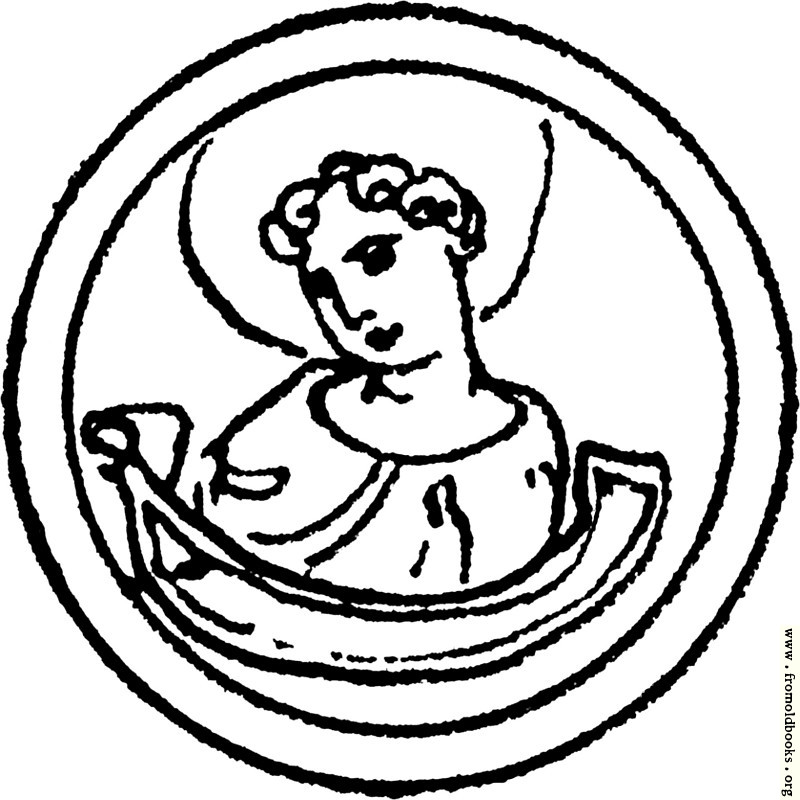 Symbol Of St Matthew The Evangelist