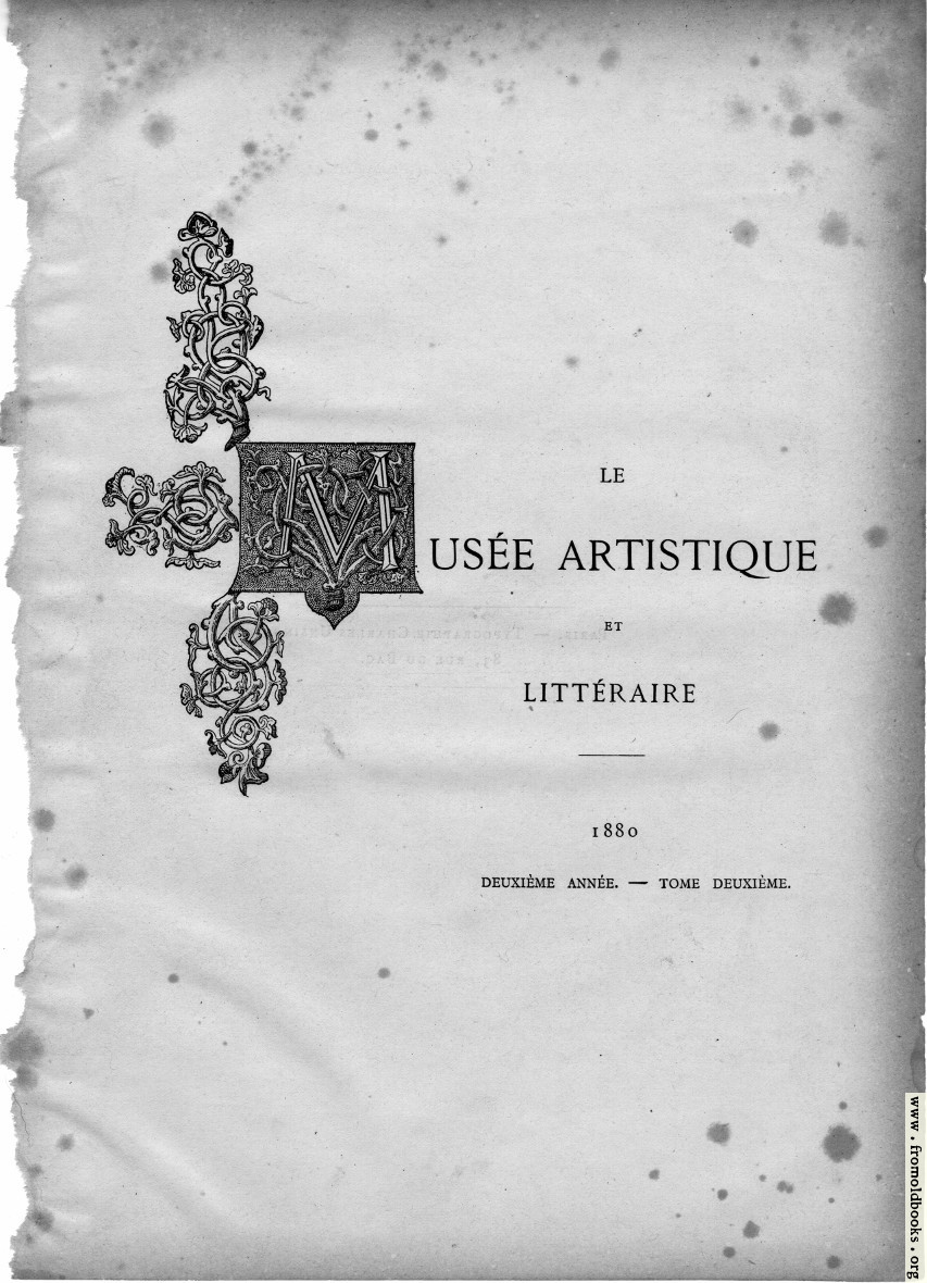[Picture: Half-Title Page]