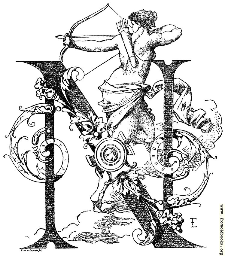 [Picture: Initial Letter N by François Ehrmann]