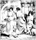 [Picture: A Dance of Shepherdesses]