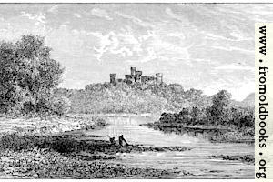 [picture: Le Chateau de la Grangefort-sir-Allier. Vue Generale.]