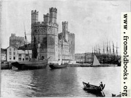 18.—Carnarvon: the Castle.