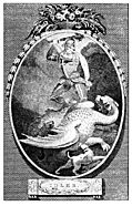 [picture: Idler No. 8: George and the Dragon.]