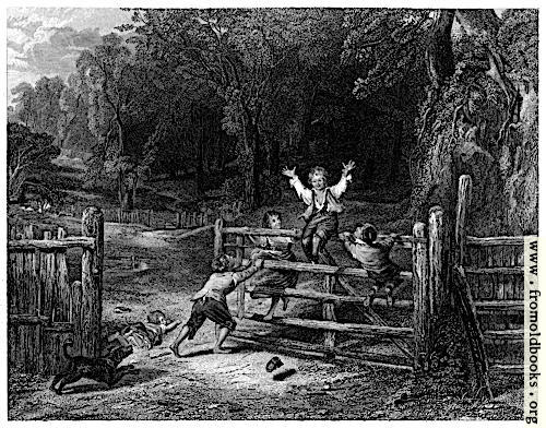 [Picture: The Old Farm Gate.]