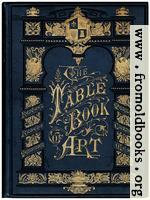 [picture: Front Cover in blue and gold.]