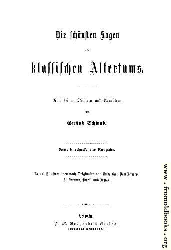 [Picture: The title page]