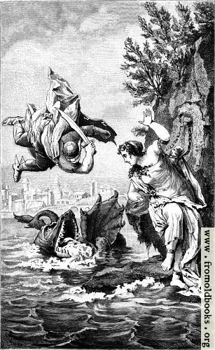 [Picture: Perseus und Andromeda.]