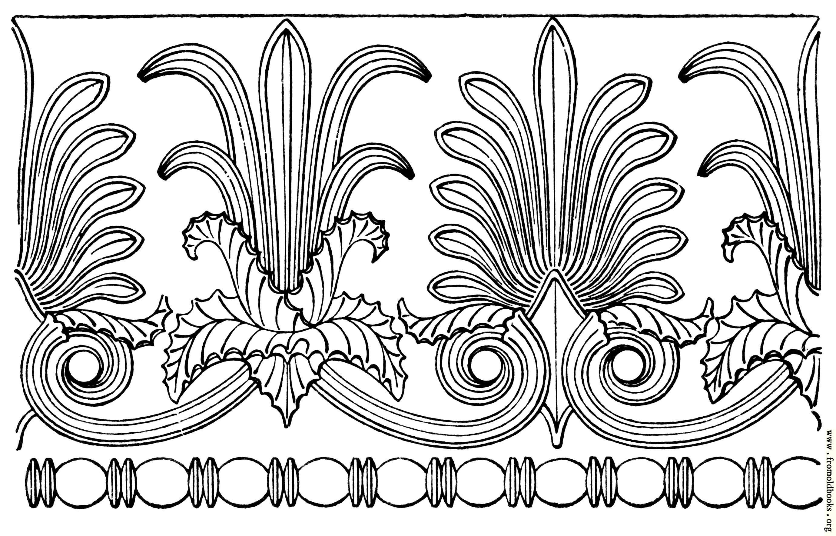[Picture: Figure 3.54.—Ionic Frieze]