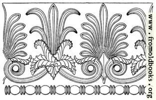 Figure 3.54.—Ionic Frieze