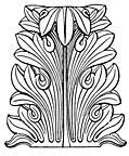 Figure 3.56.—Acanthus Leaf.