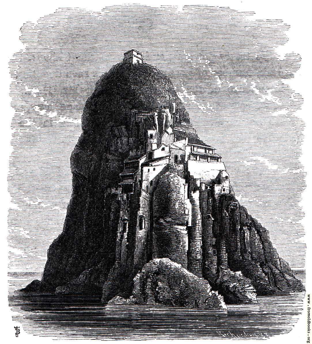 [Picture: Little Orphan Island]