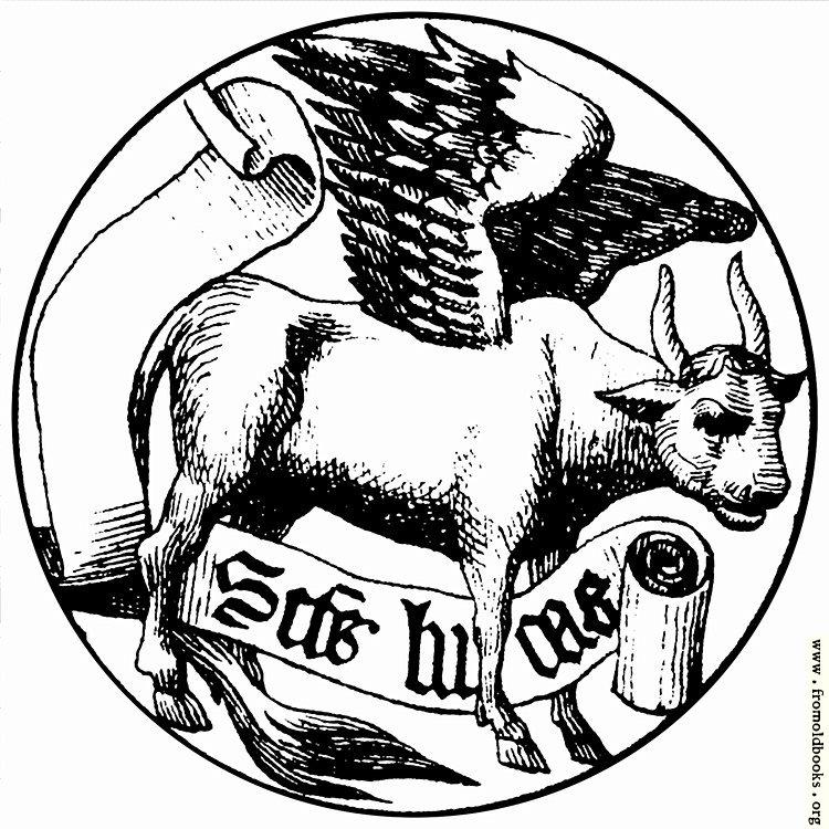 [Picture: Badge of Saint Luke]