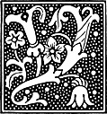 [picture: clipart: initial letter Y from beginning of the 16th Century]