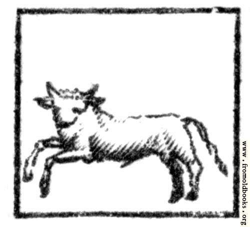 [Picture: Taurus (the Bull)]