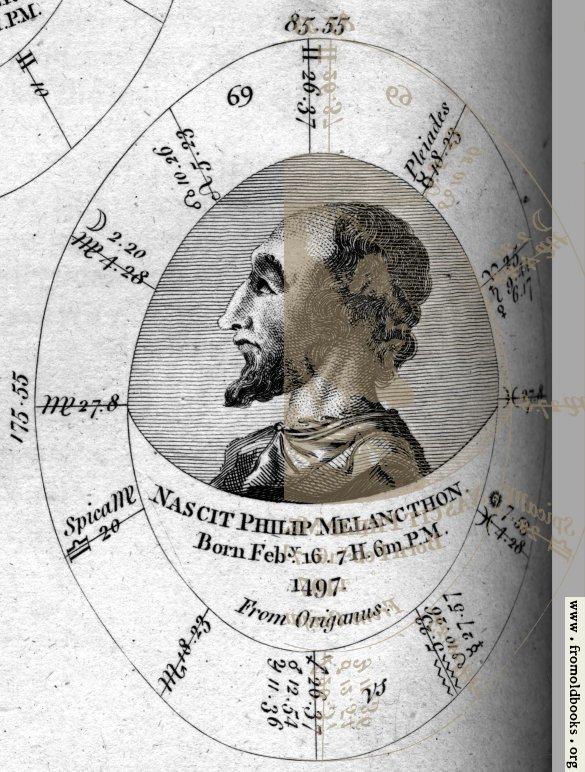 [Picture: Nativity Chart for Philip Melancthon]