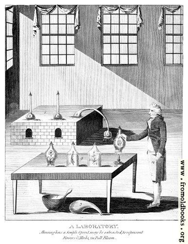 [Picture: A Laboratory.]