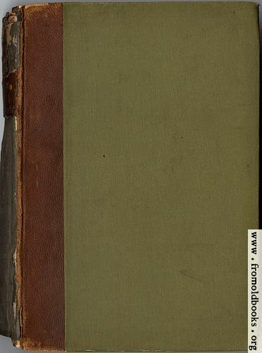 [Picture: Front Cover, Architecture: Gothic and Renaissance]