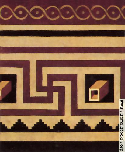 [Picture: [Ancient] Greek Marble Mosaics 3: Temple Floor]