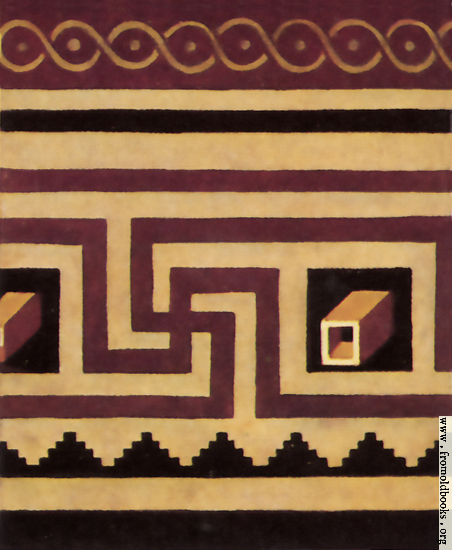 Ancient Greek Marble Mosaics 3 Temple Floor