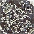 [Picture: Dutch Delft ceramic tile 4]