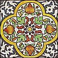 [Picture: Dutch Delft ceramic tile 9]