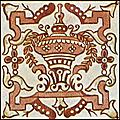 [Picture: Dutch Delft ceramic tile 15]