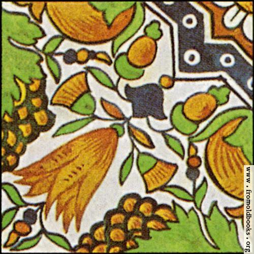 [Picture: Dutch Delft ceramic tile 22]