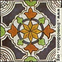 [picture: Dutch Delft ceramic tile 8]