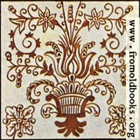 [picture: Dutch Delft ceramic tile 25]