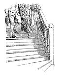 [picture: The Conquest 2: Walking down the stairs]