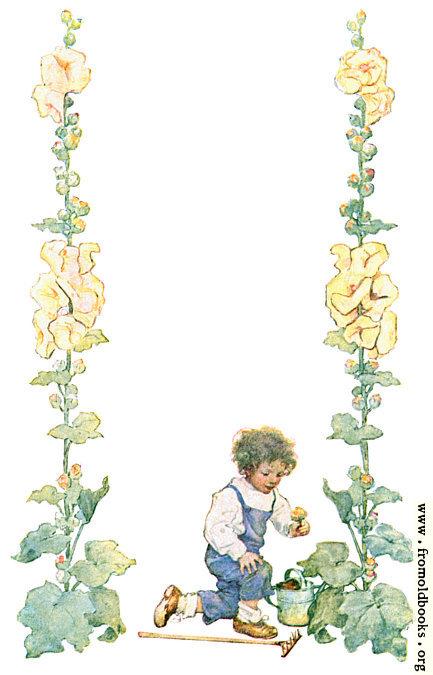 [Picture: Garden boy]