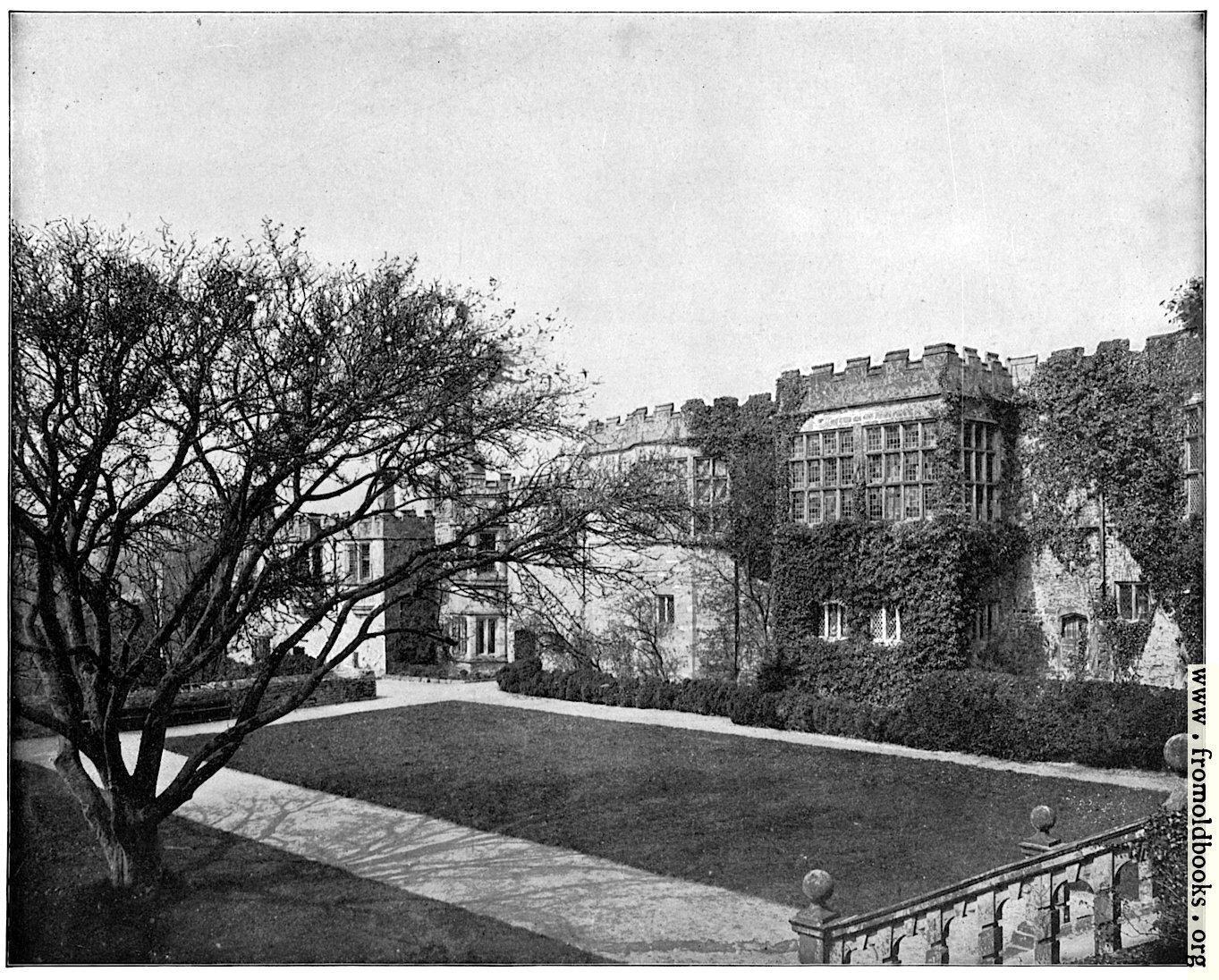 [Picture: Haddon Hall, England]