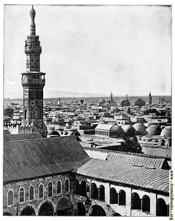 [Picture: Damascus, Syria]