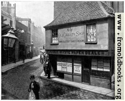 Old Curiosity Shop, London
