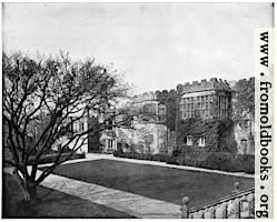 [picture: Haddon Hall, England]