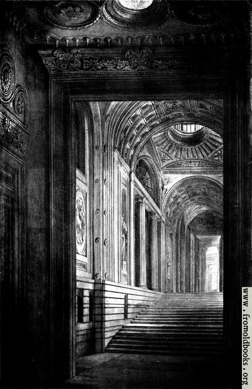[Picture: XV.—Scala Regia, House of Lords.]