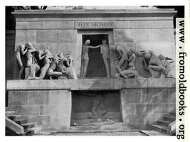 [picture: XXXIV.---Monument in the Cemetary of Père Lachaise, Paris.]