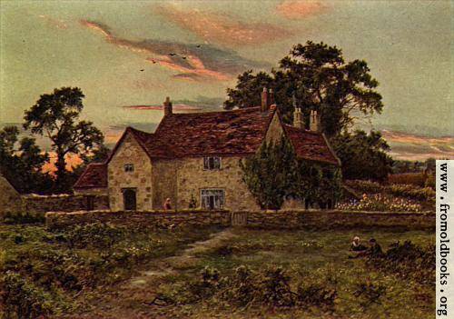 [Picture: Frontispiece: Sulgrave Manor]