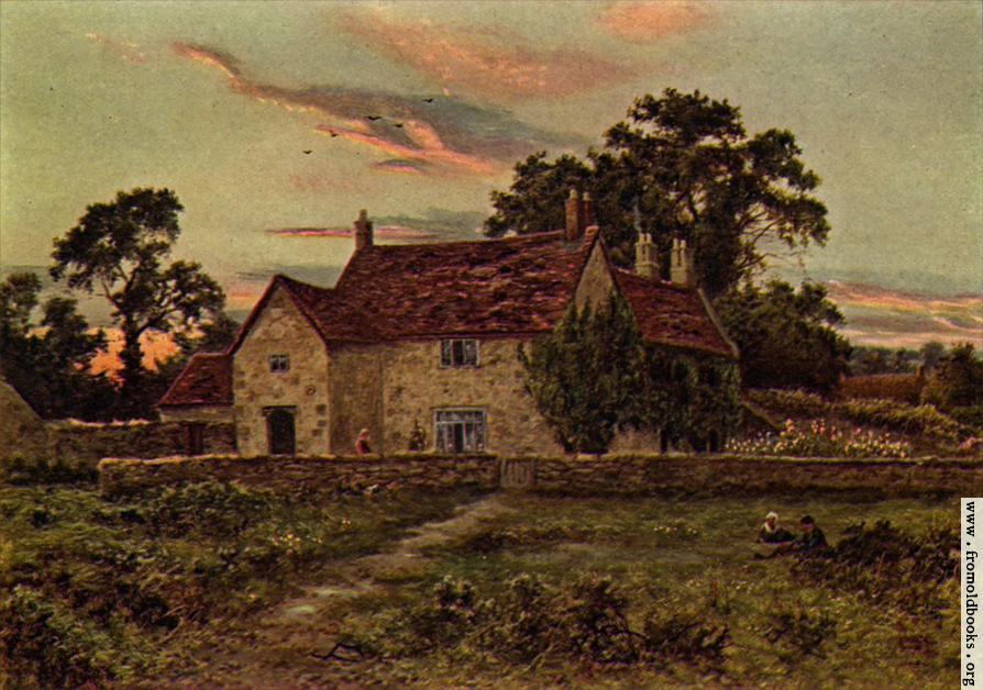 [Picture: Frontispiece: Sulgrave Manor]